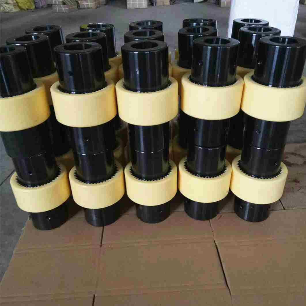 NL nylon inner ring elastic coupling