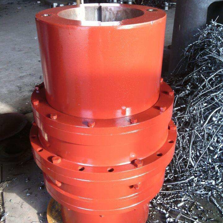 GICL-drum gear coupling